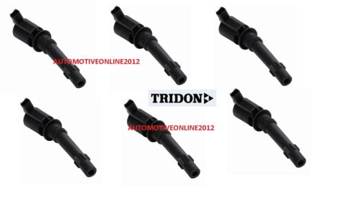 TRIDON IGNITION COIL PACK COIL ON PLUG 6 IN THE KIT INC FORD FALCON BA BF XR6