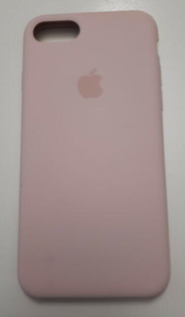 Apple iPhone 8 Leder-Schutzhülle - Farbe: Puder - NEU