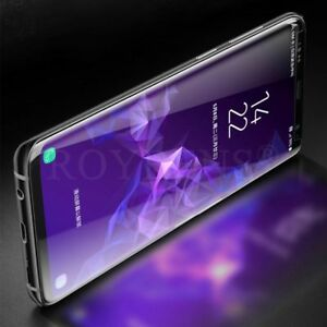 For-Samsung-Galaxy-S8-6D-Curved-Tempered-Glass-LCD-Screen-Protector-Black