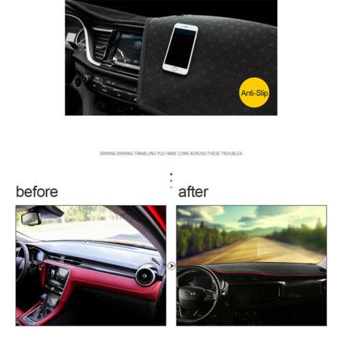 1x Car Dashboard Dash Non-Slip Mat Sun  Cover Pad For Toyota Camry 2012-2017
