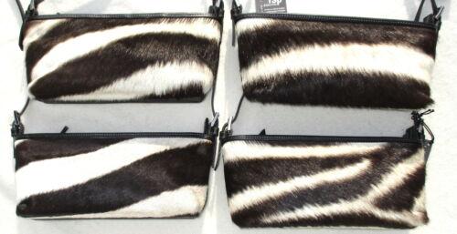 "FSP Handtasche /""Suzy/"" Zebra Fell 25 cm LP € 149, Fashion Sensitive Planet"