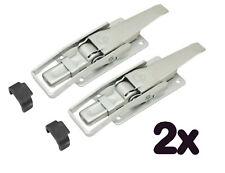 Exzenterverschluss Spannverschluss 115-125mm+Halter Anhänger Verschluss