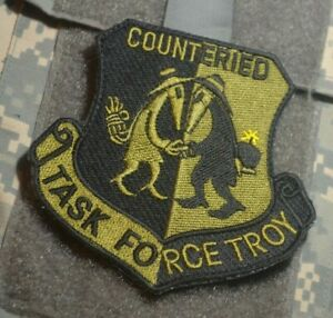 Daesh Whacker Jsoc Route Liquidation Special Ops / OGR E Vêlkrö Patch Counter