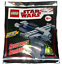 ORIGINAL-LEGO-STAR-WARS-Mini-Set-Foil-Pack-Lego-Limited-Edition-LEGO-Polybag thumbnail 76
