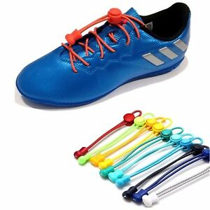 Elastische-Schnursenkel-Schuhbander-Schnellverschluss-Sneaker-Sport-Laufschuhe