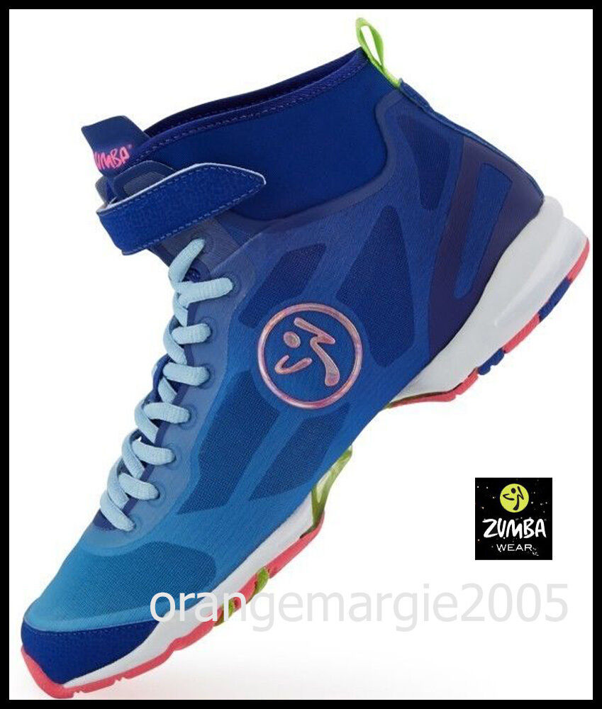 Zumba Z Kickz High Top Top Chaussures Trainers Hiphop Dance Zumbas Iutxzwww-071800-5754223 Nouvelles Chaussures