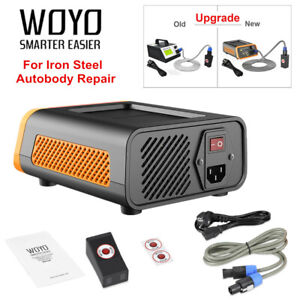 WOYO PDR007 Paintless Dent Repair Tool for Iron Steel Auto body Remover Kit US
