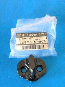 805705P00B Genuine Nissan STRIKER ASSY-FRONT DOOR LOCK 80570-5P00B