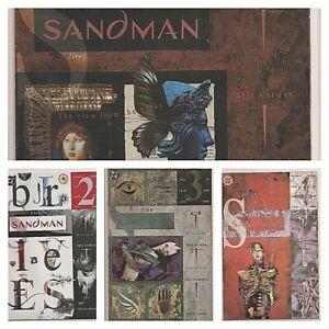 ° The Sandman #41-49 lettera Lives 1 a 9 di 9 ° US VERTIGO Neil Gaiman 1992