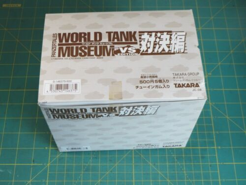 5pcs 1//144 Takara WTM World Tank Museum Versus Series