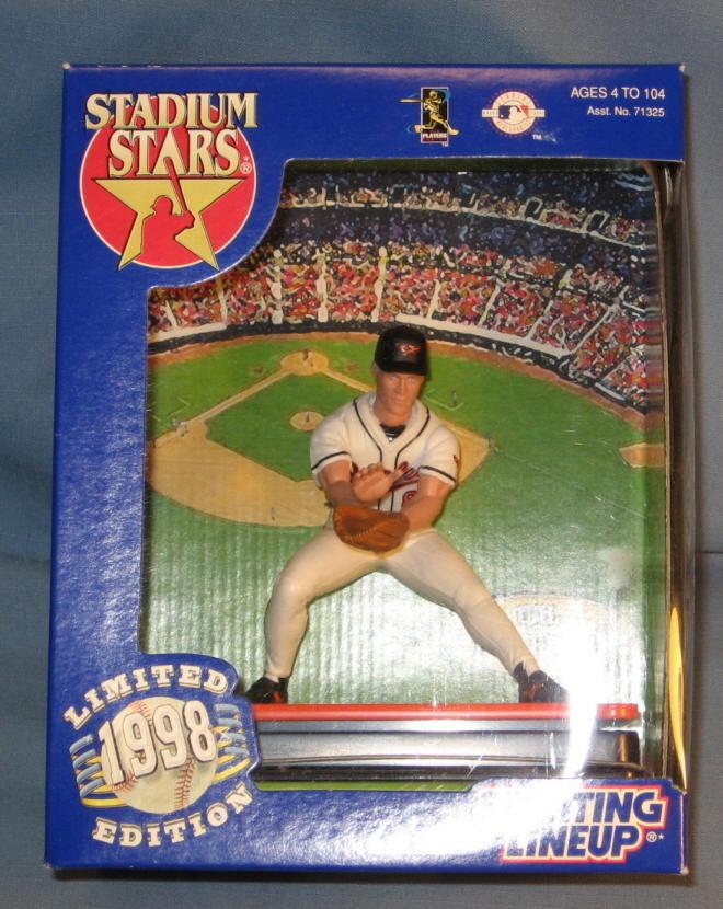 Cal Ripken Jr. 1998 Starting Lineup-Stadium Stars Figure-NIB