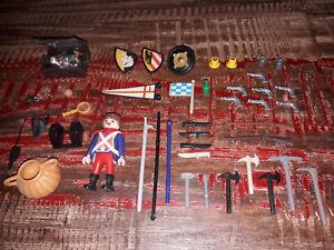 Playmobil Sammlung, Playmobil Waffen Western, Playmobil Waffen Ritter, ALT - Neunkirchen, Deutschland - Playmobil Sammlung, Playmobil Waffen Western, Playmobil Waffen Ritter, ALT - Neunkirchen, Deutschland