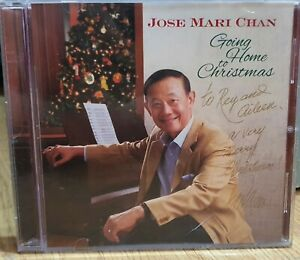 Jose Mari Chan Going home to Christmas CD Philippines only ! Mint | eBay