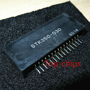 1PCS New Encapsulation:POWER AMPLIFIER SANYO STK350-030