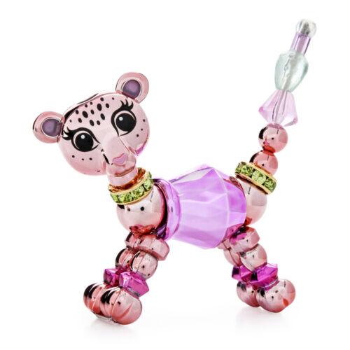 Tordu série Petz 3 Charmant Cheetah Collectible Bracelet pour enfants âgés de 4 an...