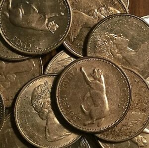 1967-CANADA-SILVER-25-CENTS-BUY-1-OR-MORE-ITS-FREE-S-H