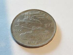 10 Mark DDR 25 Jahre NVA Gedenkmünze - Versmold, Deutschland - 10 Mark DDR 25 Jahre NVA Gedenkmünze - Versmold, Deutschland