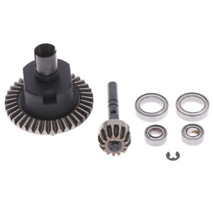 Complete Drive & Diff.Gear 02030 03015 02051 1/10 HSP 94123 94111'fr