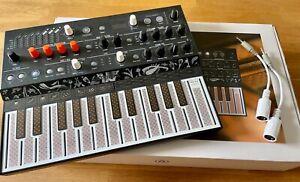 Arturia Microfreak Synthesizer, aus heimischen Nichtraucherstudio, wie neu