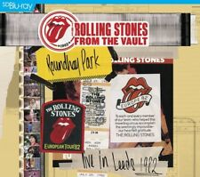 From The Vault: Live In Leeds 1982 by The Rolling Stones (CD & DVD, 2015, 3 Discs, Universal Music)