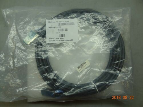 Mellanox MCC4L24-008 8M MicroGiGaCN Passive Copper Cable #T307 CX4