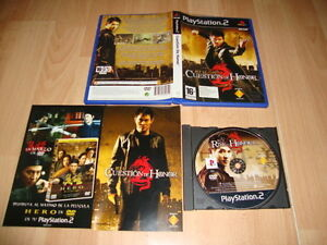 CUESTION-DE-HONOR-CON-JET-LI-PARA-LA-SONY-PS2-USADO-COMPLETO