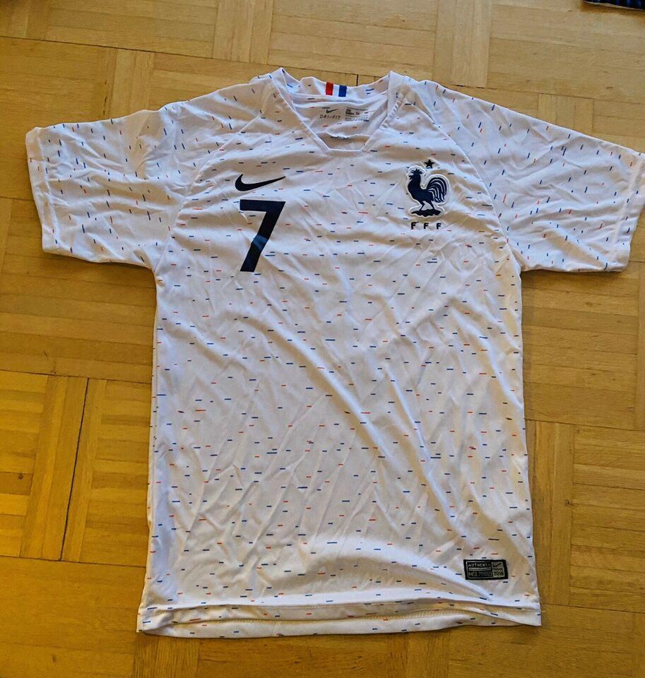 Sportstøj, Fodboldtrøje , Nike