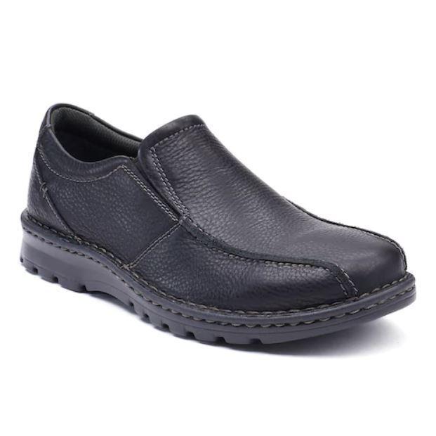 Nib Homme Clarks Vanek Step shoes Bottes Choisissez la size black Huileux