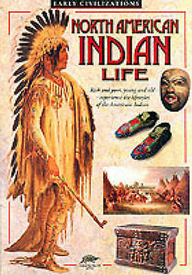 North American Indian Life by John D. Clare (Paperback, 2000)