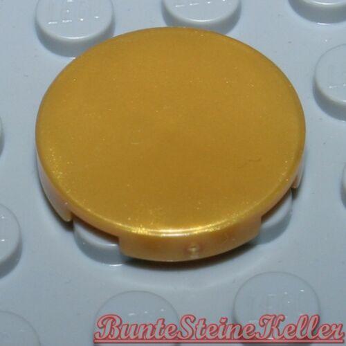 60 Stück pearl goldene RUND KACHELN HR45 FLIESEN 2x2 in gold /& NEU !