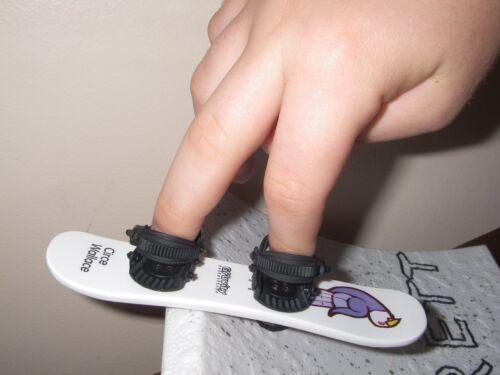 Équipe de gravité Finger Snowboard Fille-Rider