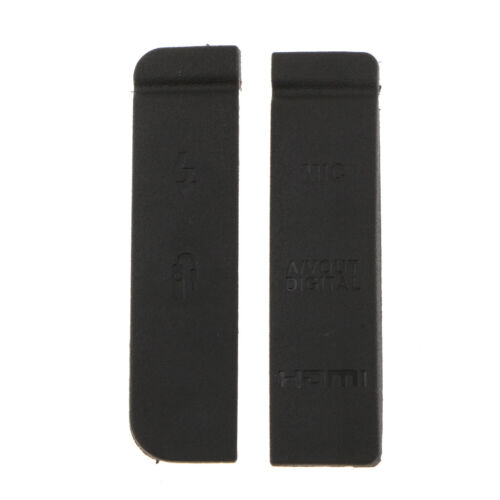 Gummi Cover Set für Canon EOS 7D USB-Schnittstelle Kappe AV OUT Mikrofon HDMI