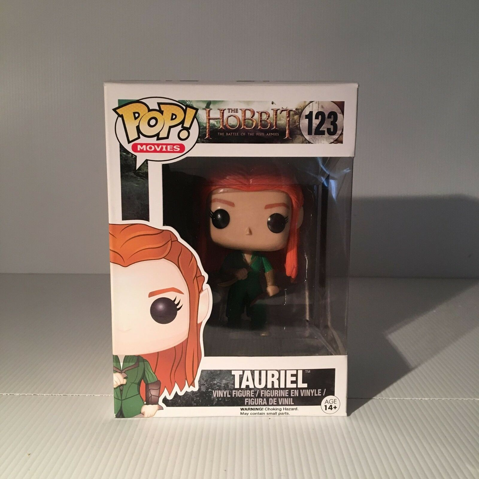 LORD OF THE RINGS THE HOBBIT TAURIEL FUNKO POP VINYL VAULTED  - UK SELLER