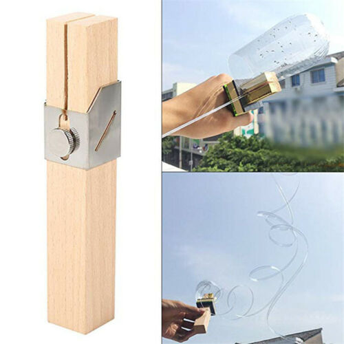 Plastic Bottle Cutter Rope Cord Maker Tool For Outdoor Garden Decor Crafts HotHS