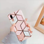 Geometric-Marble-Case-for-Samsung-S20-A51-A71-A20e-A41-A91-A70-Soft-Pastel-Cover thumbnail 10