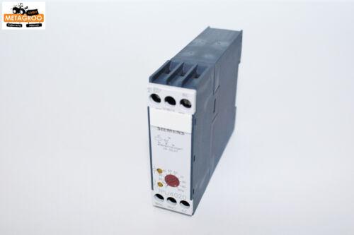 Siemens 7pu40 7pu4020 temporisé 7pu4020-1an20 0,5s-10s 220//240vac