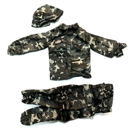 3 pcs 1//6 1:6 21st Century Toys WWII USA ARMY The Ultimate Soldier DRESS CLOTHES