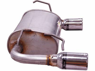 Rear Left Muffler For 2002-2006 Nissan Altima 3.5L V6 2003 2004 2005 Bosal