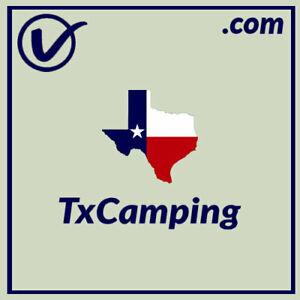 TxCamping-com-PREMIUM-Texas-Camping-COM-Domain-Name