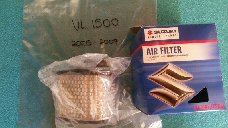 New OEM Suzuki Air Filter VL1500 13-17