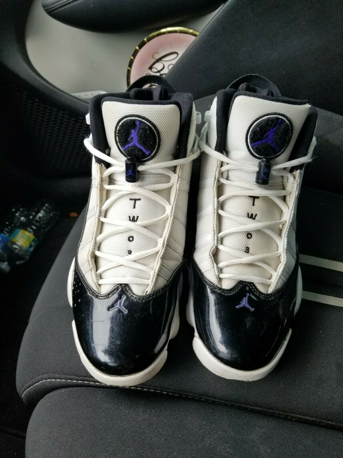 Jordans Two 3 Size 10.5 these things will brand new.