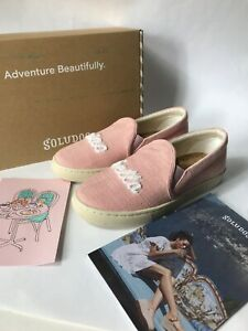 Soludos Ciao Bella Sneakers Size 6.5