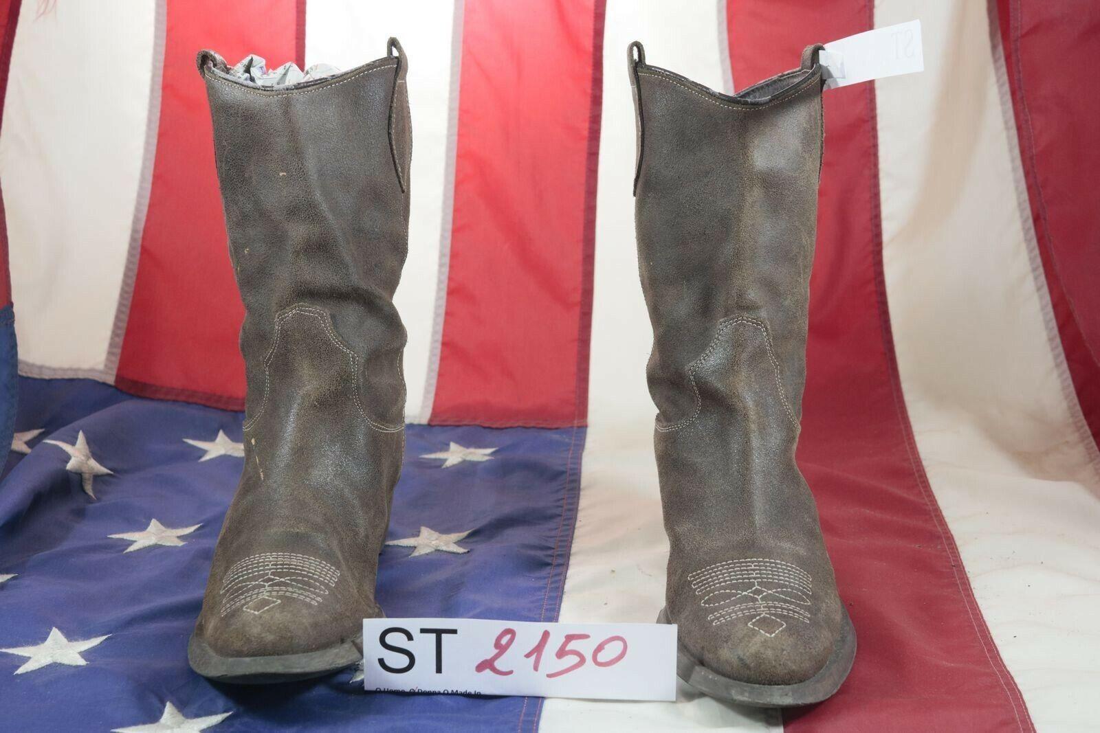 Boots Boots (Cod. ST2150) USATO N. 39 women cowboy cowboy ankle boot