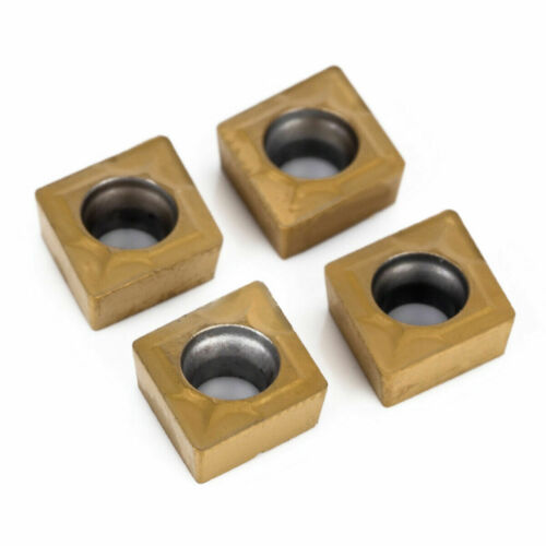 4Pcs CCMT0602 Inserts SCLCR1010H06 Lathe Turning Tool Holder 100x10x10mm T8