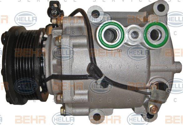 8FK 351 113-901 HELLA Compressor  air conditioning