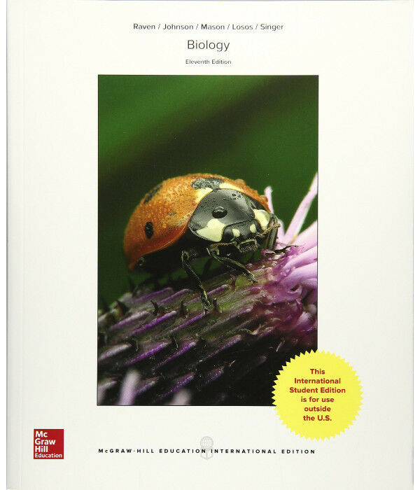 Biology By Peter H Raven George B Johnson Kenneth A Mason