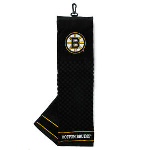 NEW-Team-Golf-Boston-Bruins-Premium-Golf-Towel