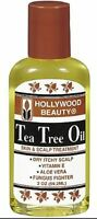 Hollywood Beauty Tea Tree Oil Skin - Scalp Treatment, 2 Oz (pack Of 3) on sale