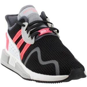 promo code 8c796 c9460 Image is loading adidas-Eqt-Cushion-Adv-Sneakers-Black-Mens
