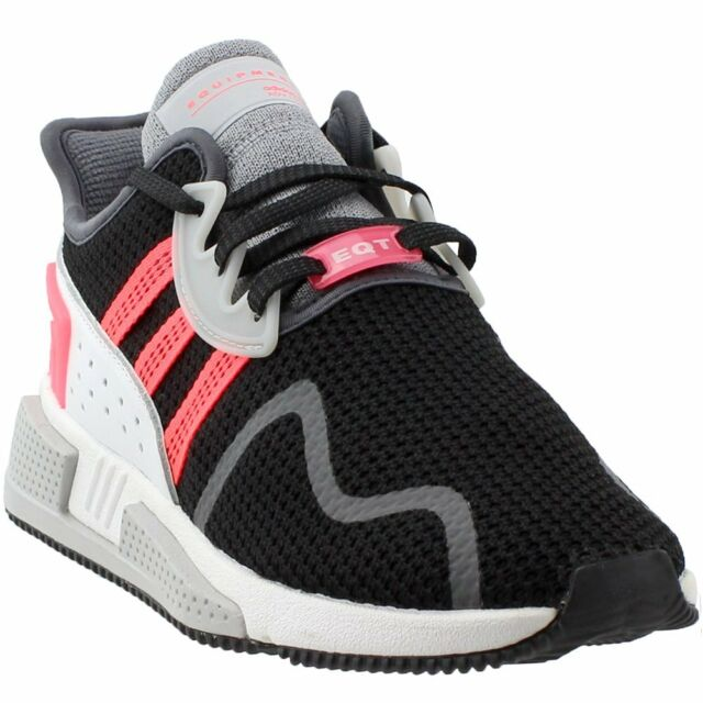 the latest 89f81 14c46 adidas Eqt Cushion Adv Sneakers- Black- Mens